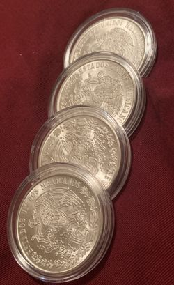 1978 Cien Pesos Silver Coins Set for Sale in Fort Worth,  TX