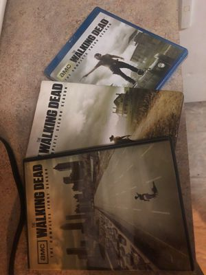 The walking dead season 1,2and 3 for Sale in Oregon City, OR