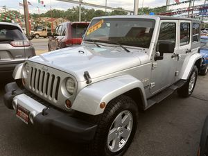 2008 Jeep Wrangler unlimited for Sale in Chicago, IL