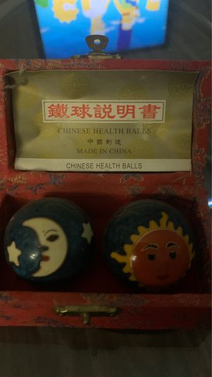 Chinese health balls for Sale in Atlanta, GA