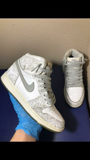 Jordan 1 Retro 30th Anniversary Laser *No Insoles** (Size: US Y 4) Pickup Only!! for Sale in South Gate, CA