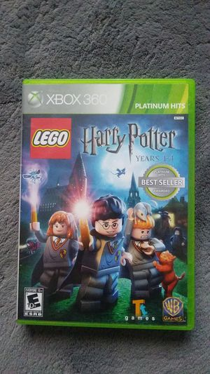 Lego harry potter year 1-4 for Sale in Anaheim, CA