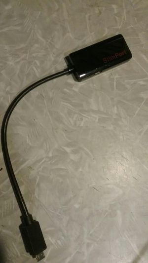 Slim port adapter for Sale in Berry Creek, CA