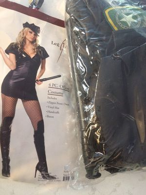 Halloween costume - Police girl / cop girl costume- Excellent condition! for Sale in Merrick, NY