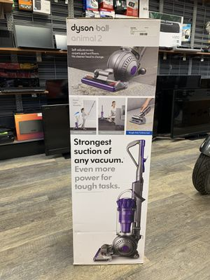 Dyson Ball Animal 2 Bagless Upright Vacuum - Iron/Purple. New for Sale in Nahant, MA