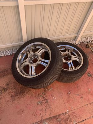 Rims and tires for Sale in Hialeah, FL