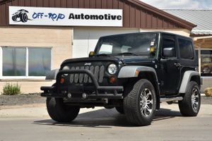2010 Jeep Wrangler for Sale in Fort Lupton, CO