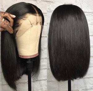 Hair Short Straight Bob Wigs Human Hair Lace Front Wigs for Sale in West Palm Beach, FL