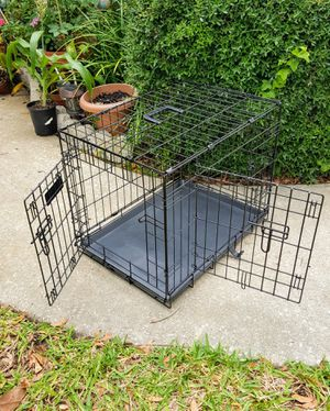 Dog Crate Small size 2 doors brand ProConcepts for Sale in Clearwater, FL