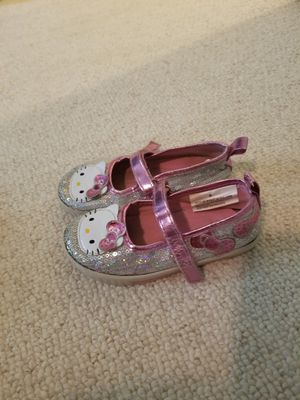 Girls Hello Kitty Size 8 for Sale in Raleigh, NC