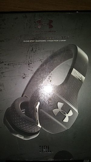 Under armour sports headphones for Sale in Chandler, AZ