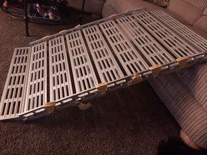 Roll-A-Ramp, Portable access ramp, 4 foot x 30'. for Sale in Clinton Township, MI