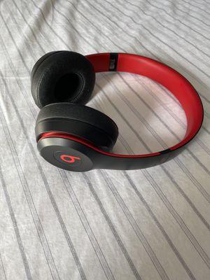 Beats solo 3 wireless Bluetooth headphones for Sale in Sacramento, CA