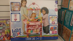 Baby Alive Cook & Care 3 in 1 Set NIB for Sale in Canby, OR
