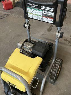 Honda 3000 Psi Pressure Washer for Sale in Spring Valley,  NV
