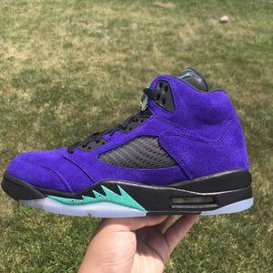 Jordan 5 Alternate Grape for Sale in Forsyth, IL