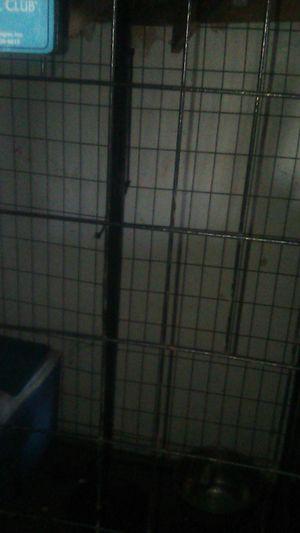 Indoor/outdoor akc dog kennel for Sale in Bakersfield, CA