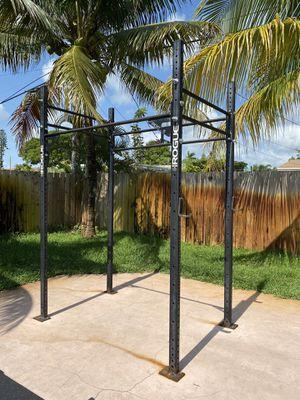 Rogue CrossFit Fitness Gym Rig for Sale in Deerfield Beach, FL