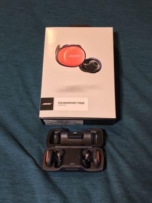 Bose Soundsport Free Headphones for Sale in El Cajon, CA