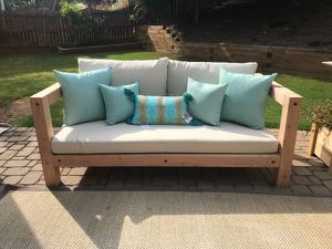 Hand Built Outdoor Furniture for Sale in Acworth, GA