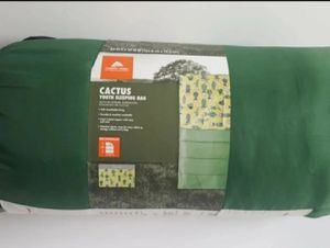 Youth cactus sleeping bag for Sale in Temecula, CA