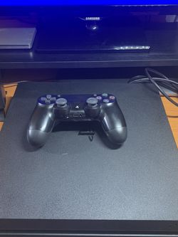 PS4 Pro 1TB *Like new with cables and a controller. for Sale in Alexandria,  VA
