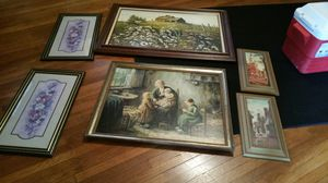 Paintings and frames for Sale in Buffalo, NY