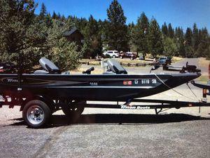 2004 triton boat for Sale in HAMMOND RANCH, CA