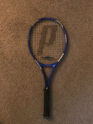 Prince Power line tennis racket for Sale in Azusa, CA