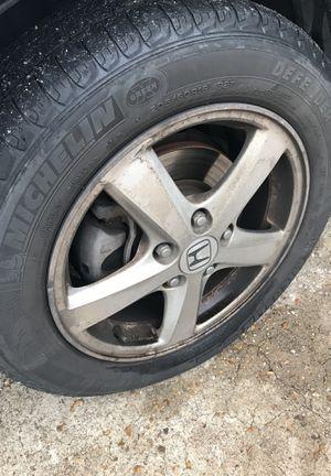 Honda accord wheels 16 inch for Sale in Houston, TX