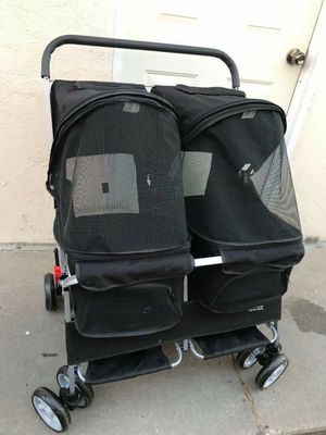 DOG DOUBLE STROLLER for Sale in Torrance, CA