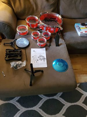 Kids drum set for Sale in Erie, PA