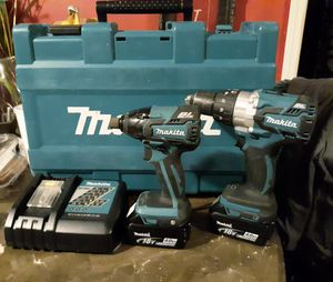 Makita Cordless Combo kit for Sale in Savannah, GA