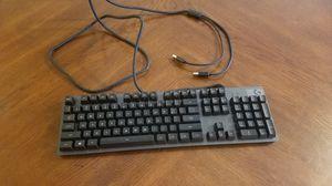 Logitech gaming keyboard for Sale in Bremerton, WA