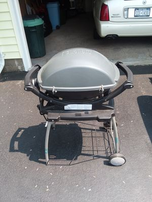 Electric weber grill for Sale in Rochester, NY