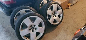Ronals euro s8. Wheels for Sale in Mount Sinai, NY