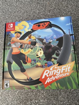 Ring Fit Adventure Nintendo Switch for Sale in Palatine, IL