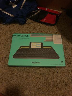 Multi-device k480 Logitech keyboard for Sale in Folsom, CA