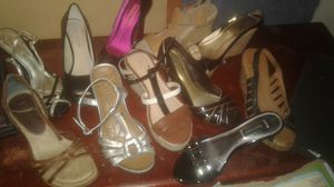 All new brand name size 6 shoes kate spade bcbg diesel coach for Sale in Cleveland, OH