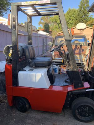 Nissan Forklift with Shifters for Sale in La Presa, CA