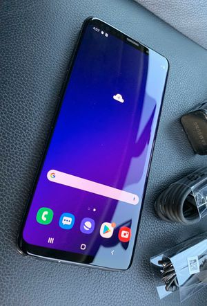 Samsung Galaxy S9 plus : Excellent Condition , Factory unlocked. for Sale in Springfield, VA