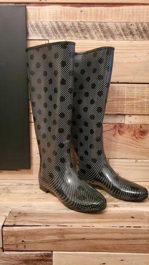 Henry Ferrera women's 9 rain boots for Sale in Scottsdale, AZ