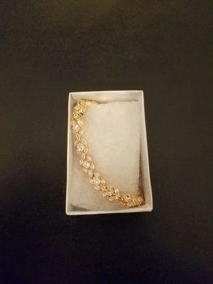 White Sapphire Bracelet for Sale in Washington, DC
