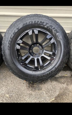 Ford wheels and tires for Sale in Cypress, TX