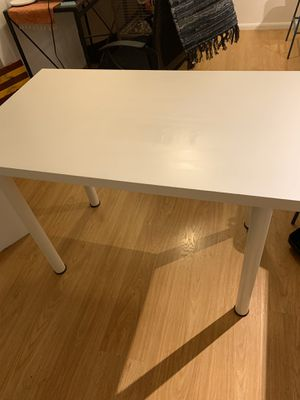 White IKEA Table for Sale in Tempe, AZ