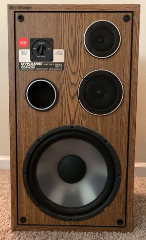 Speaker, Price Negotiable for Sale in Walnut Creek, CA