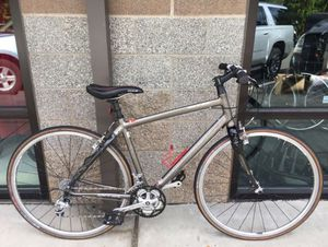 54cm Specialized Sirrus Comp hybrid bike w/ Carbon fork & stay for Sale in Lynnwood, WA