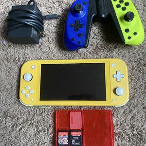 Nintendo Switch Lite for Sale in Lynnwood, WA