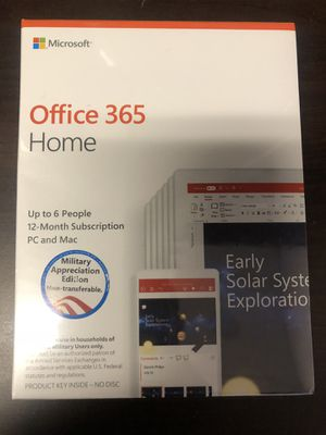 Microsoft office 365 for Sale in Washington, DC