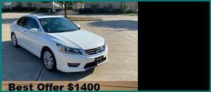 ֆ14OO_2013 Honda Accord for Sale in Chicago, IL